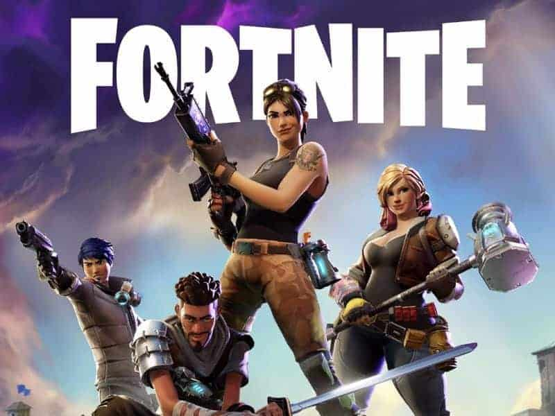 Twitch Fortnite streaming
