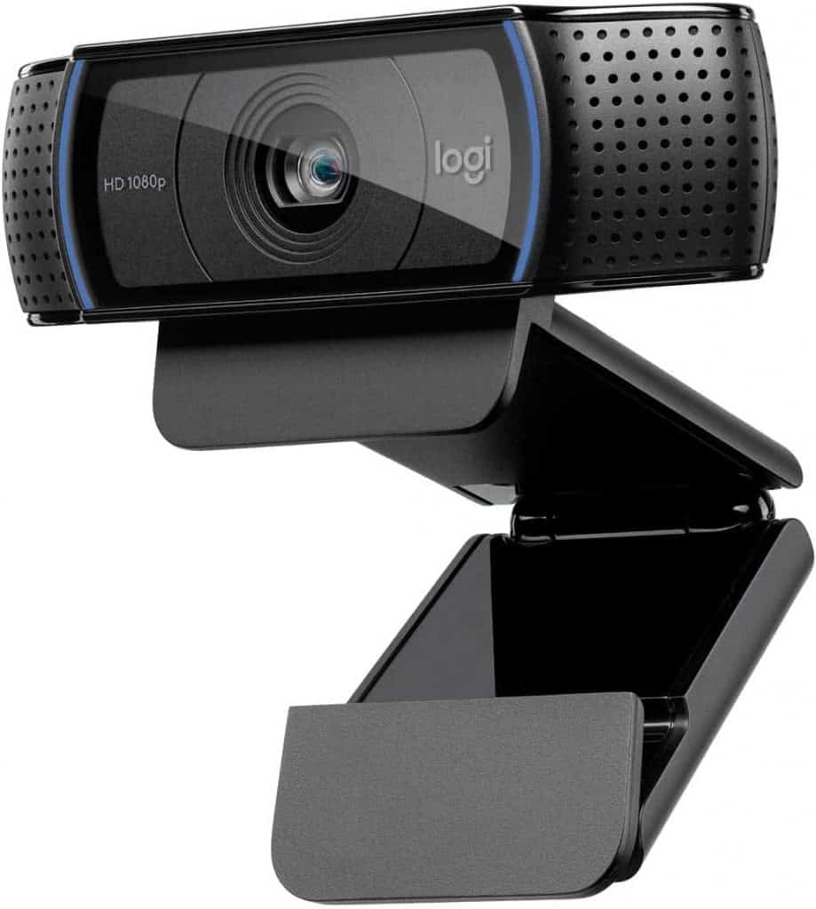 Logitech C920. cheap webcam