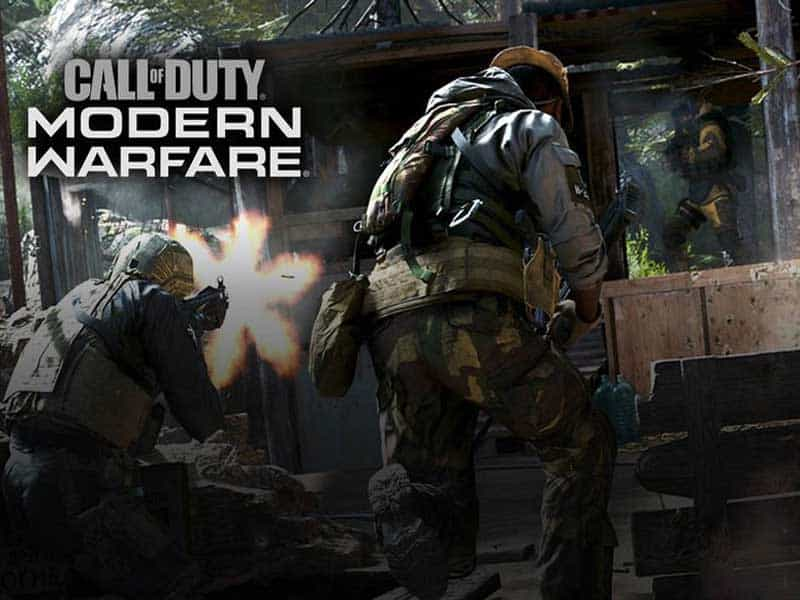 Call of duty twitch streaming