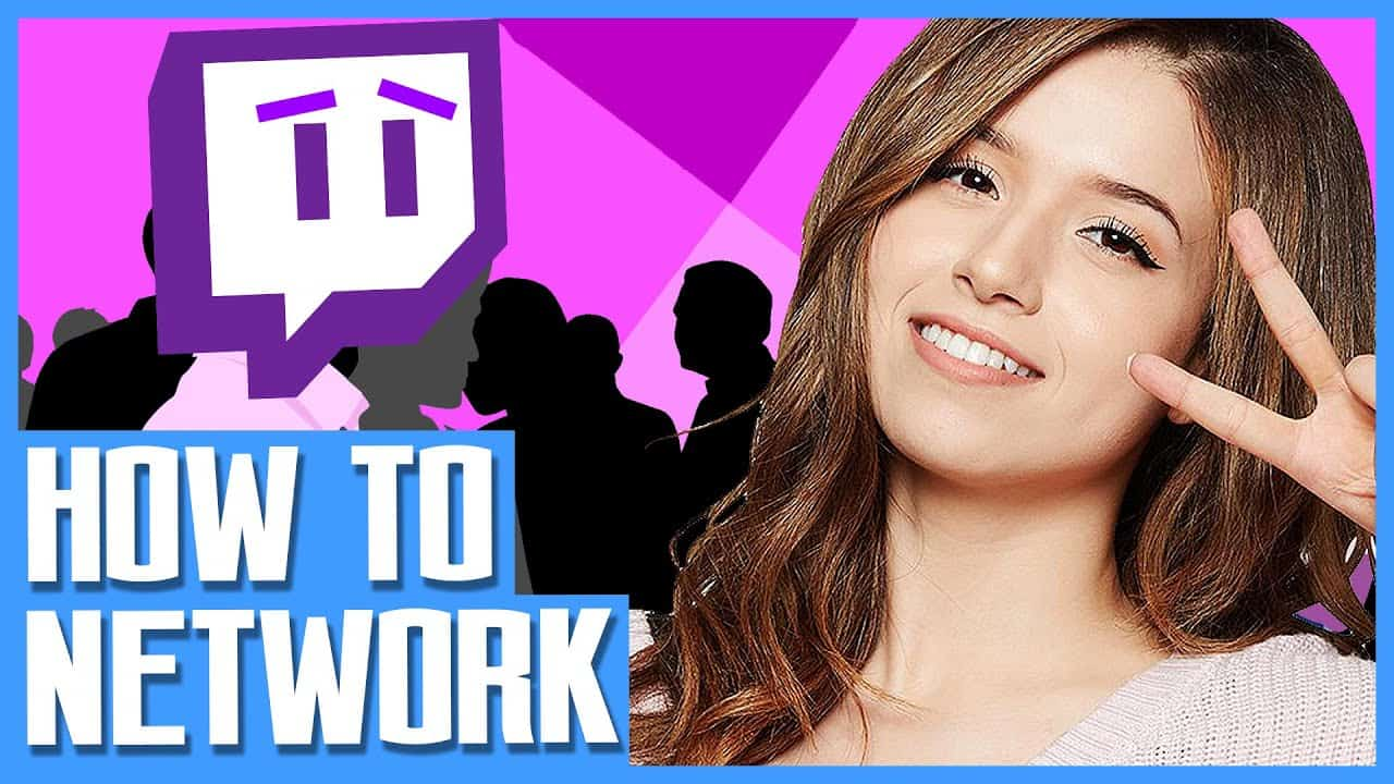 How To Network On Twitch