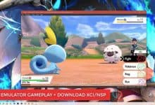 pokemon sword and shield pc