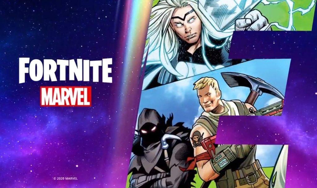 Fortnite season 4 - Start time, leaks, event, map changes, Marvel skins, servers