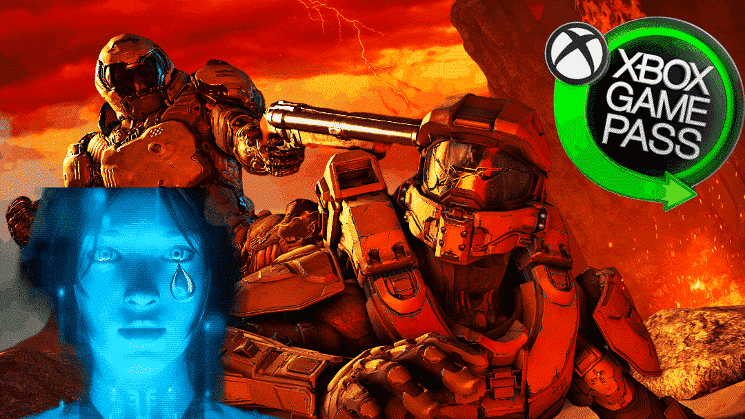 Master Chief vs Doom slayer