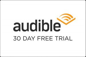 audible for free