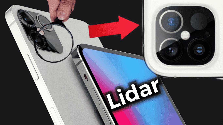 iPhone 12 Biggest New Feature Is Lidar Not 120hz Display
