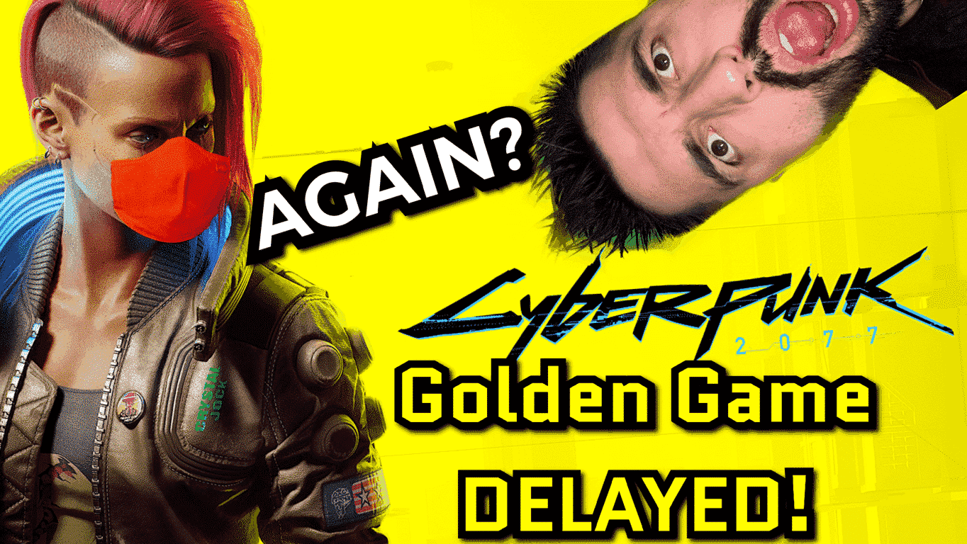 Cyberpunk 2077 Delayed Again...Even After It Went Gold