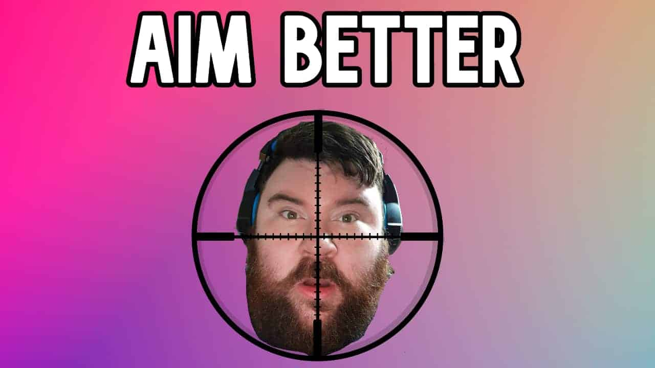 How I improved my FPS aim