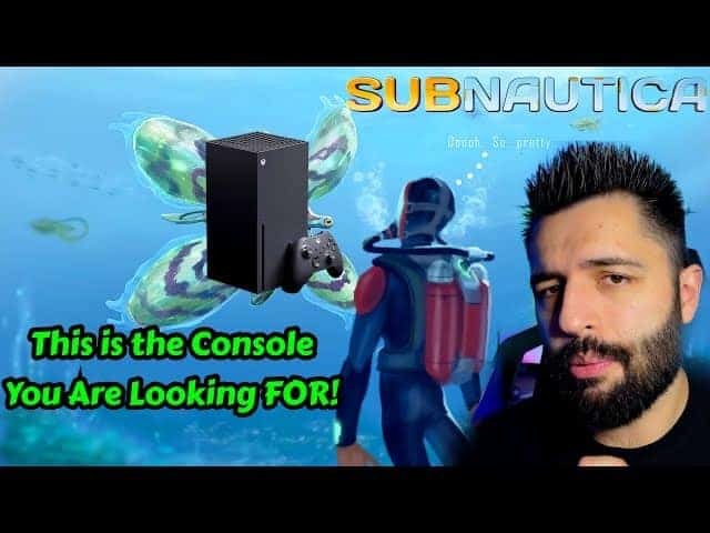 Subnautica On Xbox Consoles Now Plays Like You Always Wanted It To!