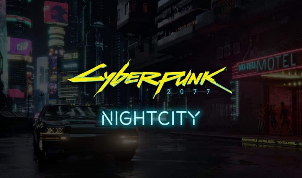 cyberpunk 2077 news Night City