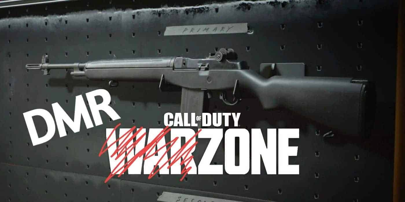The DMR and Mac 10 CoD Warzone Meta is Fixed, but Too Late.