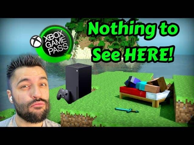 You are Right Minecraft is Boring on the New Xbox Series X