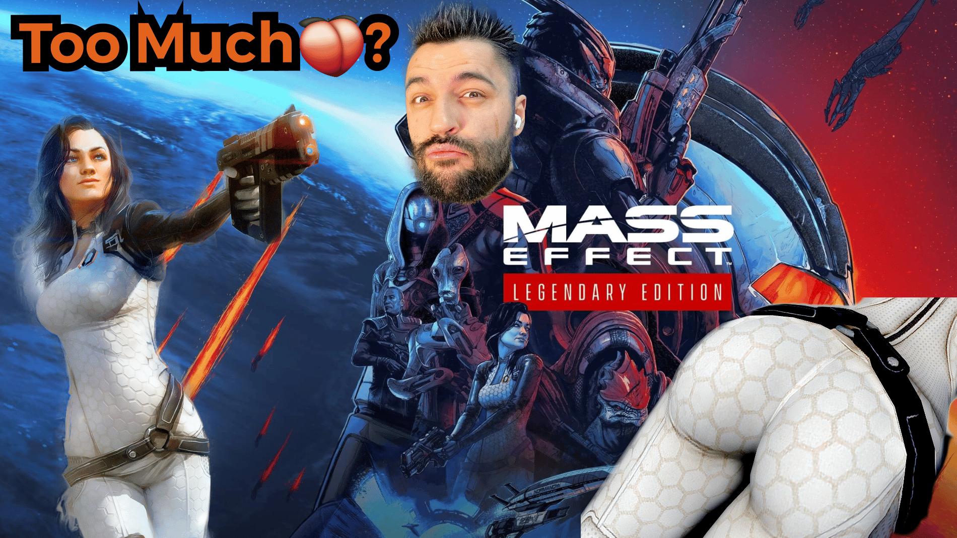 Mass Effect Mirandas butt censorship