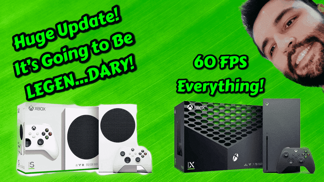Xbox Backwards Compatibility Update Coming Soon 60 FPS for 30 FPS Old Titles!