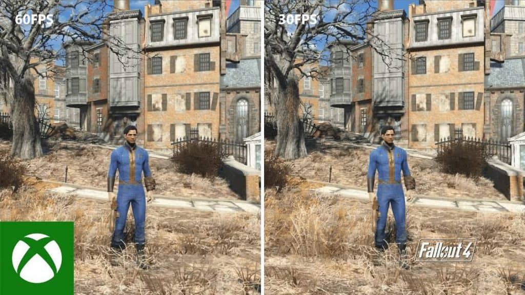 Boost Mode fallout 4 xbox 30 to 60 fps auto update