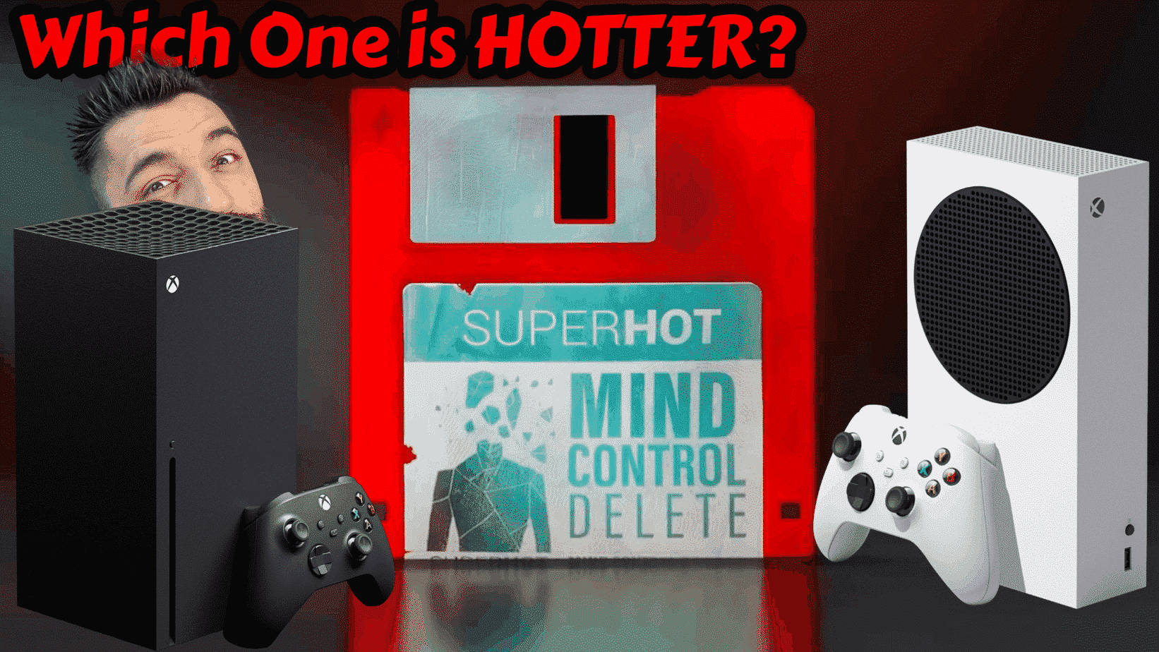 SuperHot Mind Control Delete Xbox Series X and Xbox Series S are Boring!