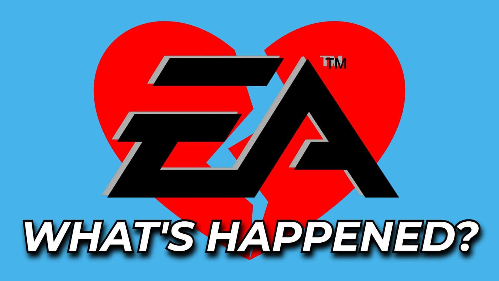 EA.. A unique look into the hate