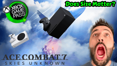 Ace Combat 7 is Disappointing on Xbox Series S