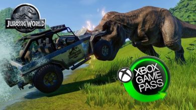 Jurassic World Evolution Xbox Game Pass