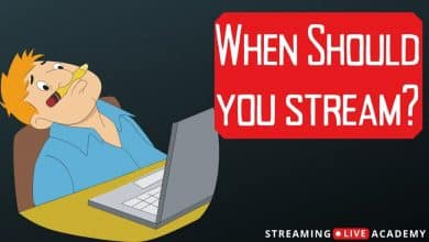When to Stream & When not to stream
