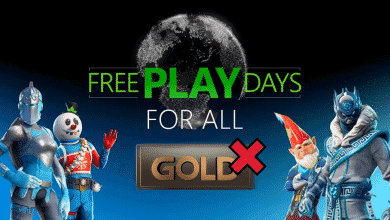Xbox Live Gold Requirement Removed for Free To Play Games!