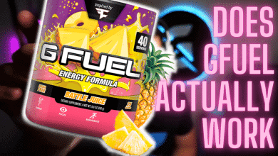 does gfuel work