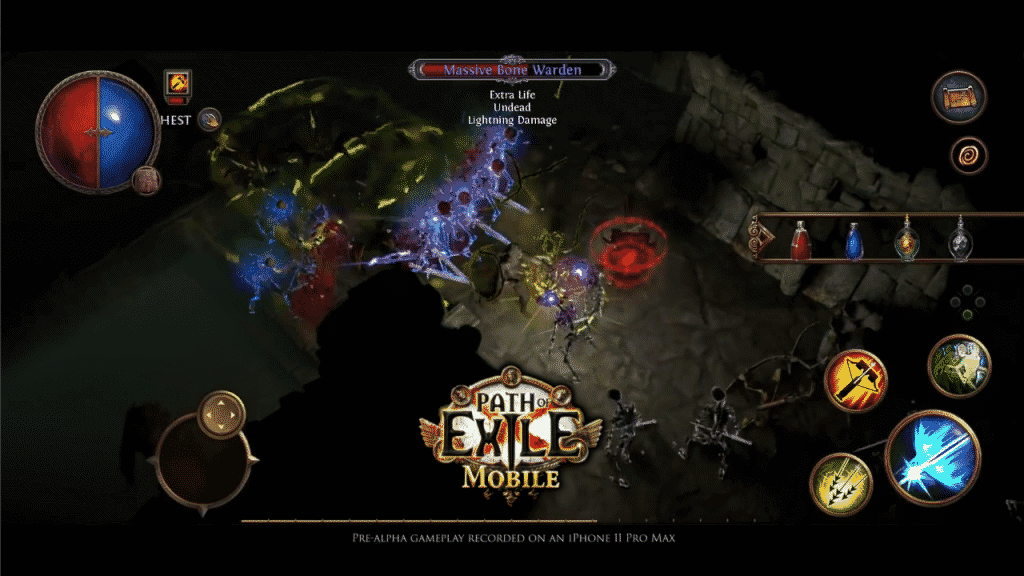 5 Thing you would never have imagined: Path of Exile Mobile is a masterpiece