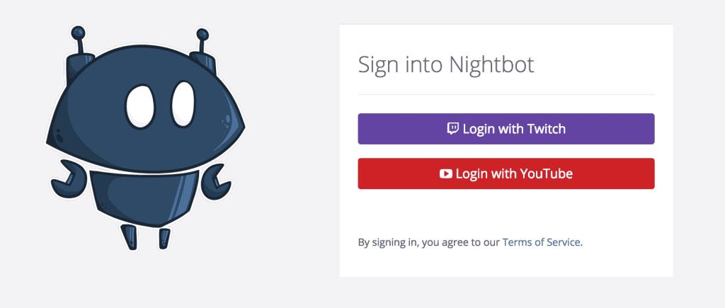 Nightbot Best Twitch Bots