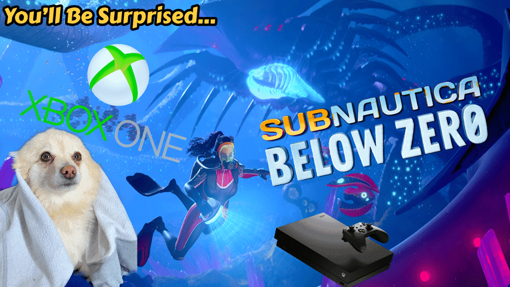 Subnautica Below Zero Xbox Series X|S Performance
