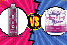 gfuel sparkling hydration vs gfuel hydration