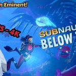 Subnautica Below Zero Xbox Series X|S & Xbox One X|S Performance is Acceptable