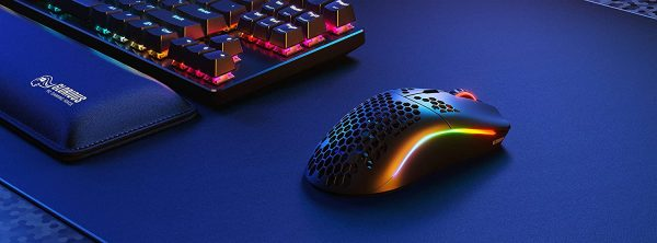 Glorious Model O Wireless Gaming Mouse - RGB 69g Lightweight Wireless Gaming Mouse (Matte Black)